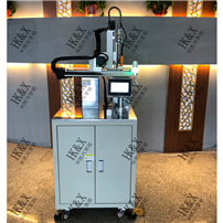 On-line automatic screw locking machine
